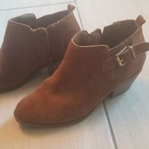 Sonoma Booties (only worn once)